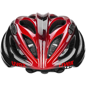 UVEX Boss Race LTD Helmet black red